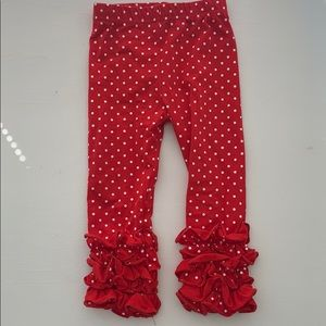 Other - Red & White polka dot icings